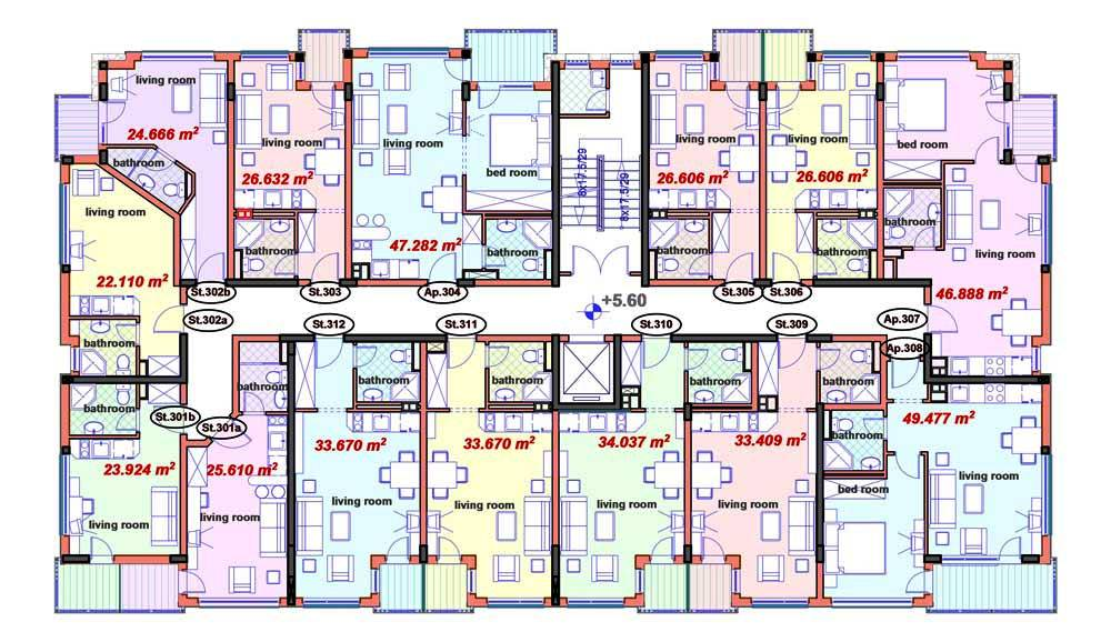 Apartment Building Floor Plans small apartment building floor plans. 14 small apartment building